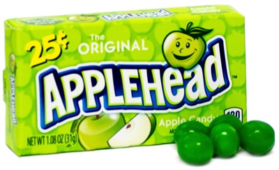 Appleheads Candy ►