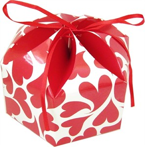 Assorted Valentine Taffy Gift Box (Sold Out)