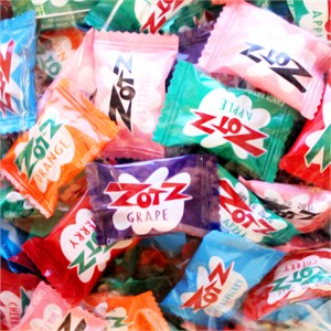 Assorted Zotz 5LB