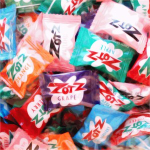 Assorted ZOTZ Easter Egg Filler 1lb