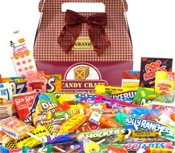 <strong>Retro Candy Gifts </strong>
