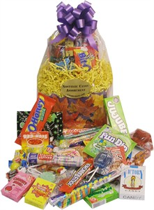 Autumn Leaves Candy Basket (SOLD OUT)