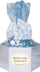 BABY BOY CANDY BASKET (SOLD OUT)