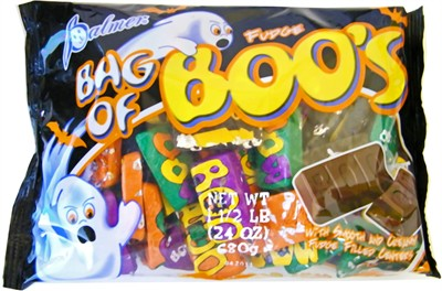 Bag of Boos Fudge Filled Chocolates 24oz. (SOLD OUT)