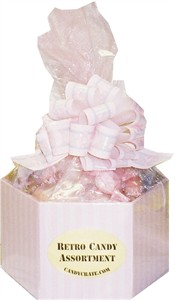 BABY GIRL CANDY BASKET (SOLD OUT)