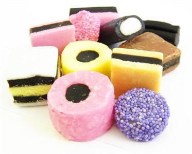 Bassett's Licorice Allsorts 5lb (DISCONTINUED)