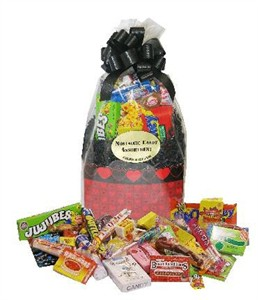 Big City Hearts Candy Basket (Sold Out)