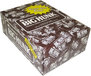 Big Hunk Snack Size 80ct. (Discontinued)