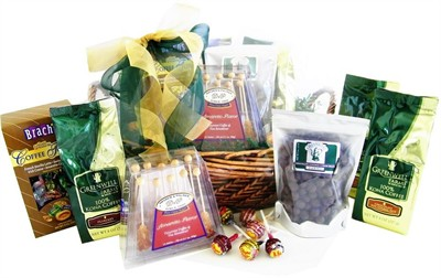 The Big Kahuna Kona Coffee Gift Basket (Sold Out)