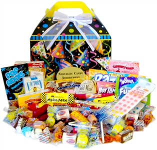 Party Hats Classic Candy Gift Box (sold out)