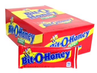 Bit O Honey Bars 24ct