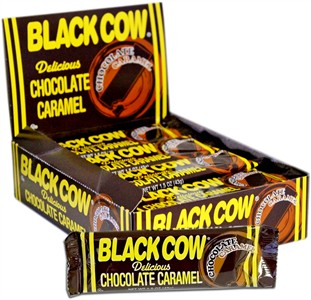 Black Cow Chocolate Caramel Candy 24ct. (coming soon)