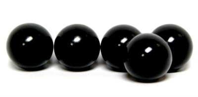 Black Magic Balls Licorice Jawbreakers 5LB