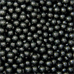 Black Sugar Candy Beads 5LB (SOLD OUT)