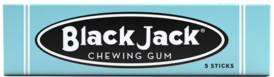 Black Jack Chewing Gum (SOLD OUT)