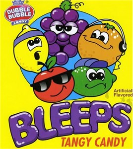 Bleeps Candy