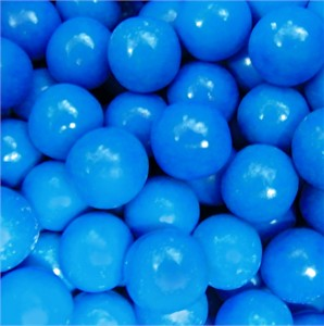 Blue Bulk Gumballs 1-Inch Large 2LB (coming soon)