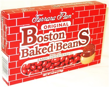 Boston Baked Beans Theatre Size 4.75oz