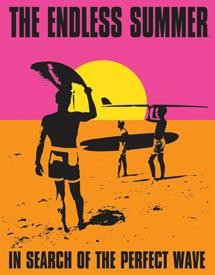 Endless Summer Tin Sign (SOLD OUT)