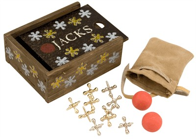 Boxed Jacks or Marbles (DISCONTINUED)
