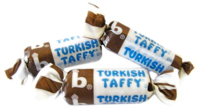 Bonomo Turkish Taffy Bulk - Chocolate 5LB