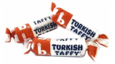 Bonomos Turkish Taffy Bulk - Vanilla 1LB