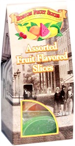 Boston Fruit Slices Assorted - 5oz.