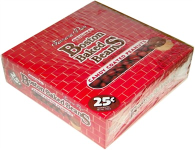 Boston Baked Beans Ferrara Pan Candy 24ct.