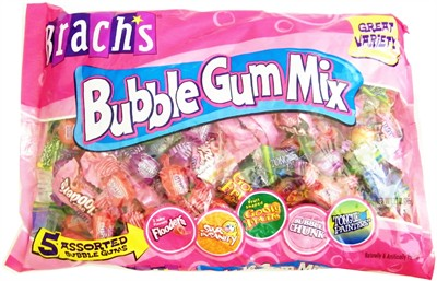 Brach's Bubble Gum Mix 27oz. Bag (Sold Out)
