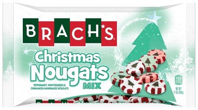 Brach's Christmas Cinnamon Nougats 12oz. (Sold out)