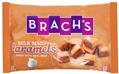 Brach's Milk Maid Caramels 14oz. (SOLD OUT)