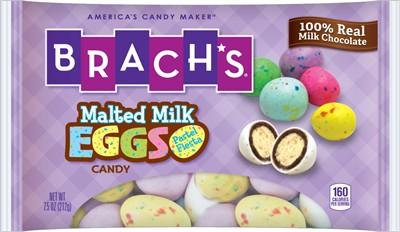 Brach's Pastel Malted Milk Chocolate Eggs 7.5oz. (coming soon)