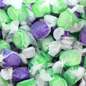 Bride of Frankenstein Salt Water Taffy Halloween Mix