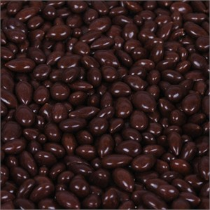 Sunbursts Dark Brown Candy Coated Sunflower Seeds 5LB
