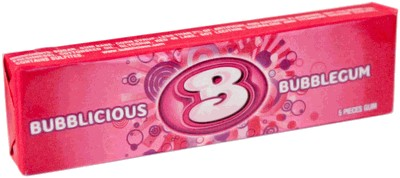 <strong>Bubble Gum Flavored Candy </strong>