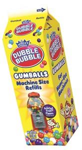 Dubble Bubble Gumball Refill 20oz