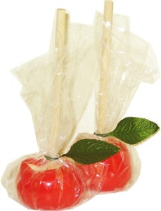 Fruit Apple Lollipops - Set of 2 (SOLD OUT)