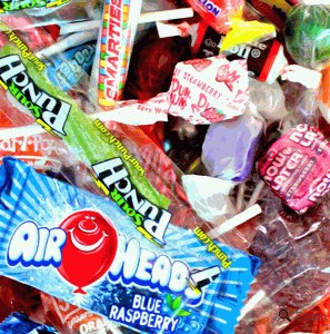 Cheap candy in bulk