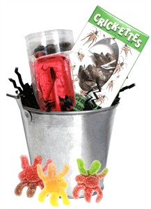 Bucket of Bugs Candy Assortment Pail - Small