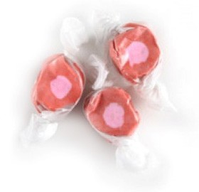 Cherry Salt Water Taffy - 3LB
