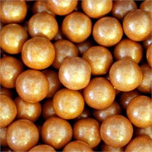 Gold Bulk Gumballs 1-Inch Large 5LB