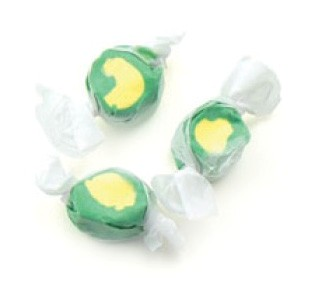 Pineapple Salt Water Taffy - 3LB