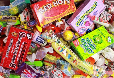 Bulk Retro Candy Assortment