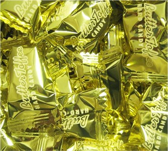 Butter Toffee Hard Candy 5LB