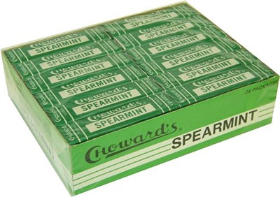 C. Howard Spearmints 24ct.