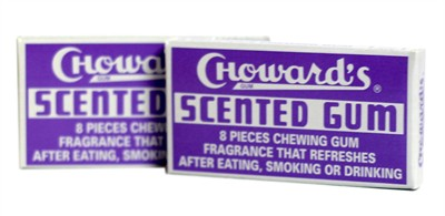 C. Howard Violet Chewing Gum - 2ct.
