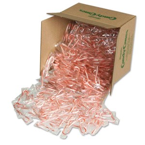 Candy Canes Mini 500ct