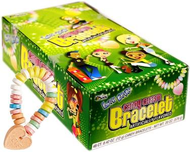 Candy Charm Bracelets 48ct