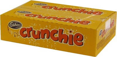 Crunchie Bars 24ct (DISCONTINUED)