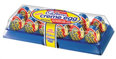 Cadbury Chocolate Creme Egg (sold out)
